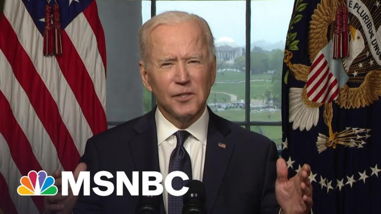 Biden Announces Plan To Withdraw From Afghanistan: 'It's Time For American Troops To Come Home' 1