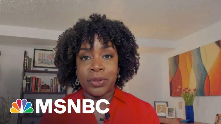 Kim Atkins: I Got The J&J Vaccine And I Still Believe In It | Deadline | MSNBC 1
