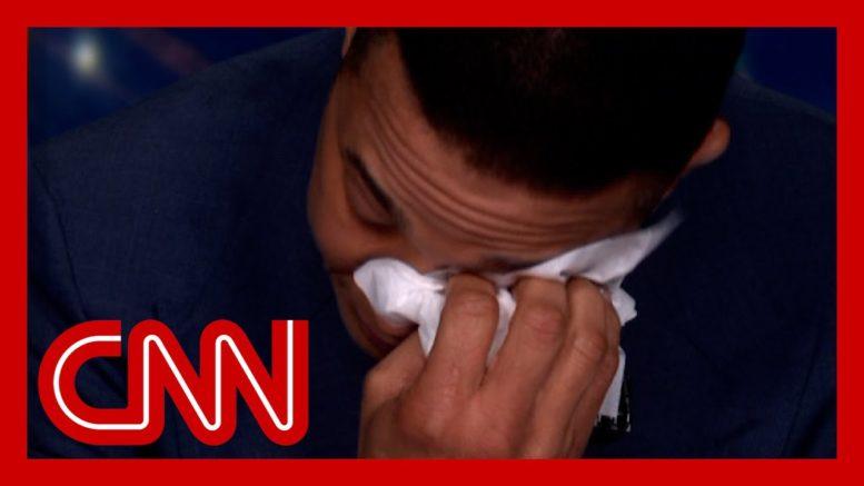 Analysis of police violence brings Don Lemon to tears on live TV 1