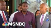 Officer Indicted In Swift Arrest For Killing Unarmed Black Man | The Beat With Ari Melber | MSNBC 4