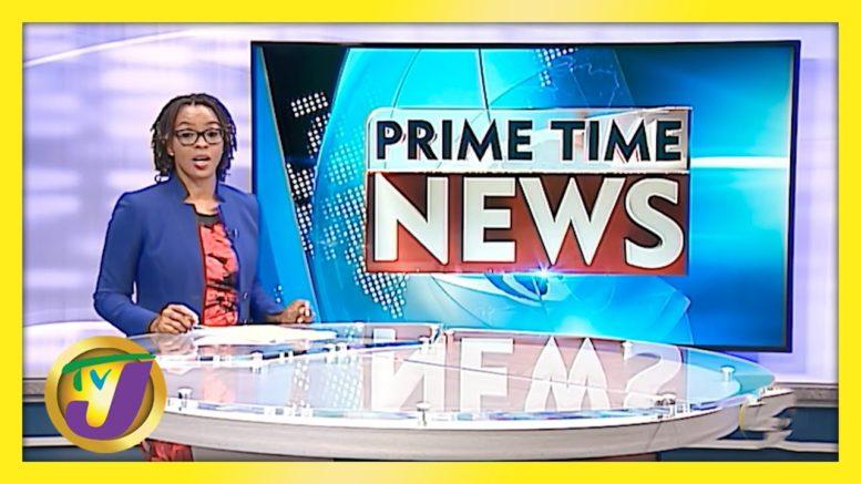 Jamaica News Headlines   TVJ News - April 13 2021 1