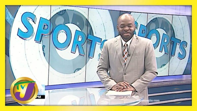 Jamaica's Sports News Headlines - April 13 2021 1