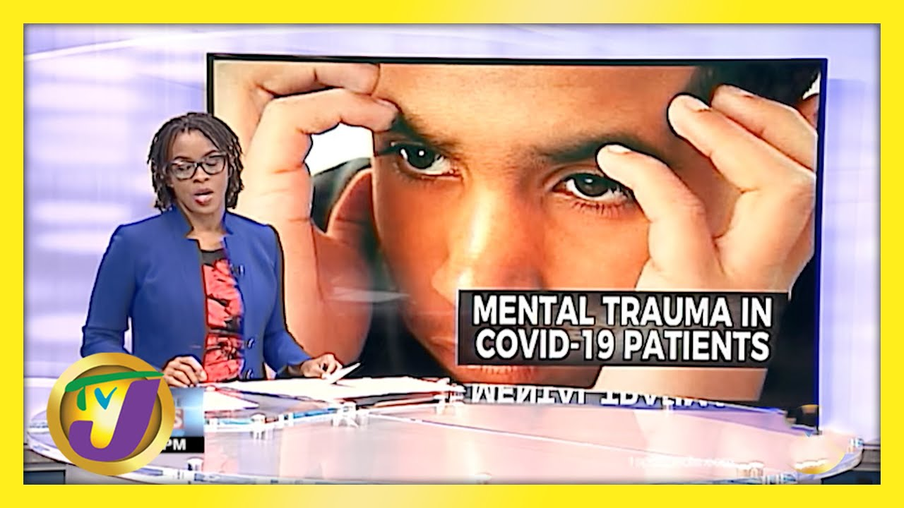 Covid Patients Suffering From Mental Trauma | TVJ News - April 13 2021 1