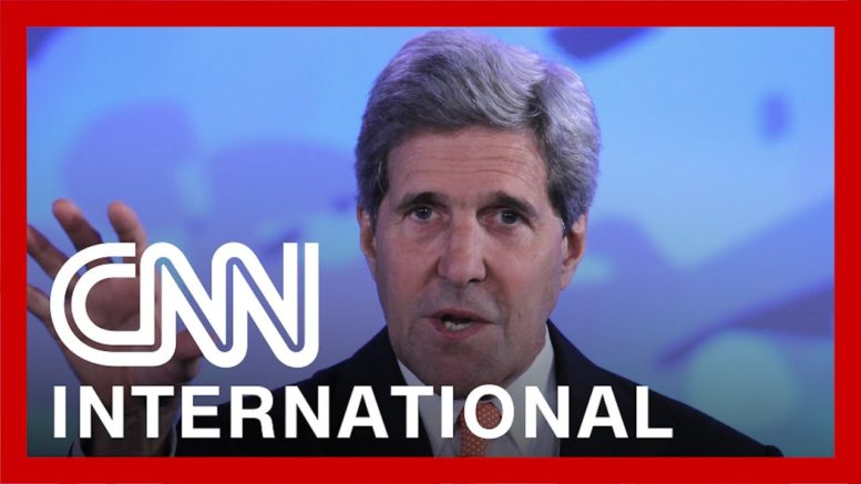 Kerry seeks common ground in climate talks with China 1
