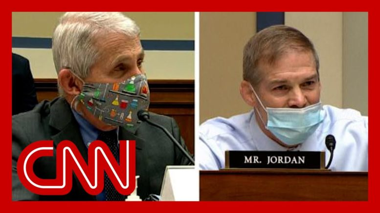 Fauci fires back at Rep. Jim Jordan during heated exchange about pandemic 1