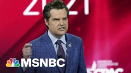 Republicans Really Don't Want To Talk About Matt Gaetz | The 11th Hour | MSNBC 2