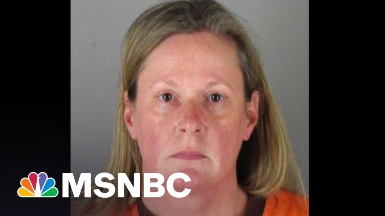 Manslaughter Charge For Fmr. Cop In Daunte Wright Killing | The 11th Hour | MSNBC 1