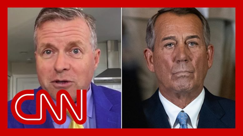 Ex-lawmaker reacts to Boehner's new bombshells about GOP 1