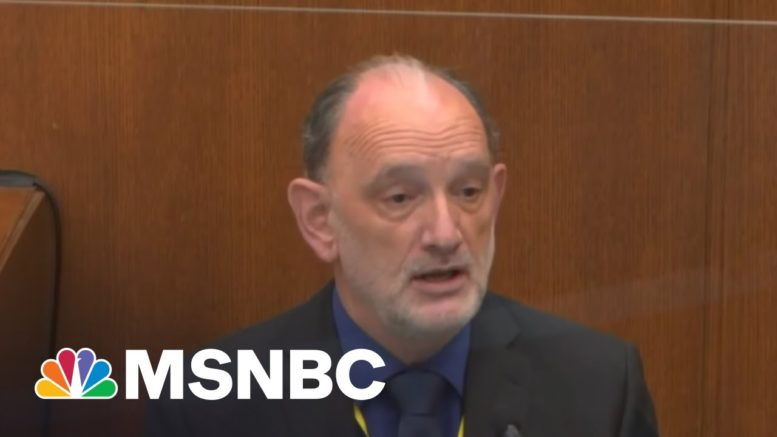Lawyer Sees Progress As Officer Gets Charged Right After Killing | The Beat With Ari Melber | MSNBC 1