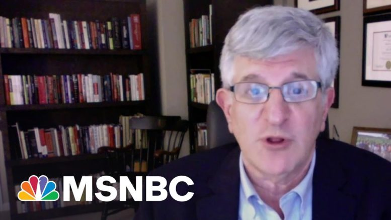 Dr. Offit: 'No Doubt' That Pause Of J&J Vaccine Will Contribute To Vaccine Hesitancy | MTP Daily 1