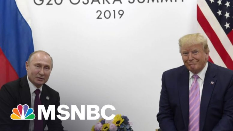 New Sanctions Imposed By President Biden Reveal A Direct Link Between 2016 Trump Campaign And Russia 1
