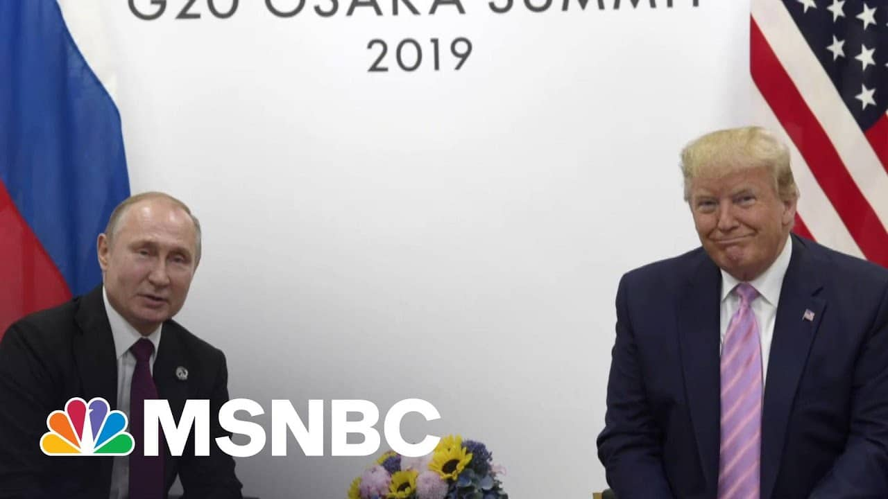New Sanctions Imposed By President Biden Reveal A Direct Link Between 2016 Trump Campaign And Russia 8
