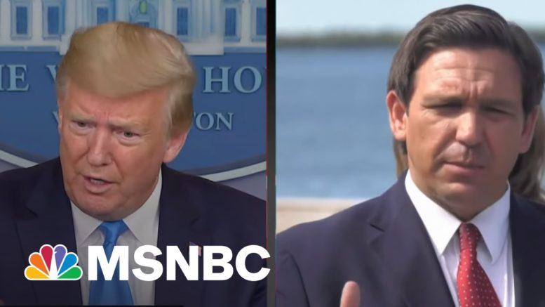 Chris Hayes: The Cost Of Right-Wing Media's Covid Lies | All In | MSNBC 1
