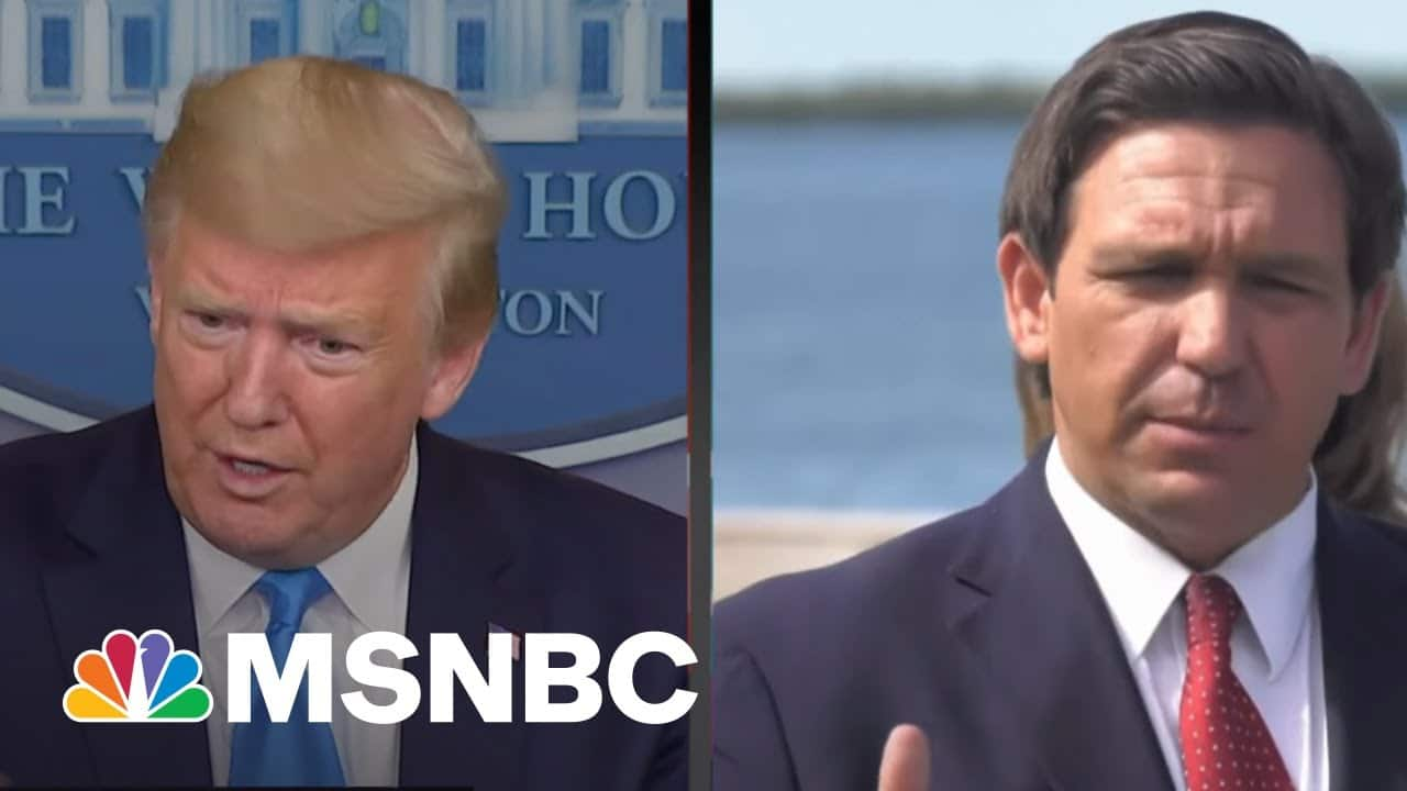 Chris Hayes: The Cost Of Right-Wing Media's Covid Lies | All In | MSNBC 7
