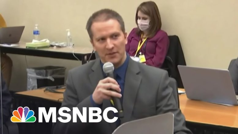 The History Of Police Avoiding Conviction Despite Overwhelming Evidence | All In | MSNBC 1