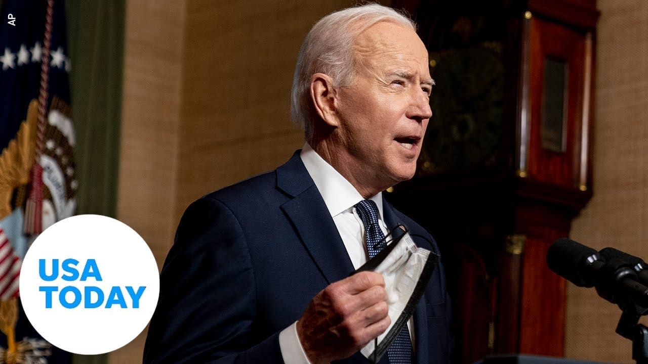 President Biden details his conversation with Putin and US' relationship with Russia | USA TODAY 5