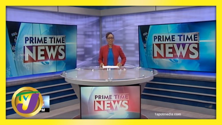 Jamaica's News Headlines   TVJ News - April 14 2021 1