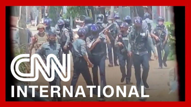 Eyewitnesses recount bloody crackdown in Myanmar 1