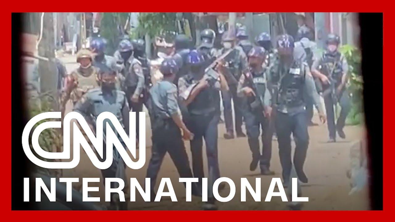 Eyewitnesses recount bloody crackdown in Myanmar 2