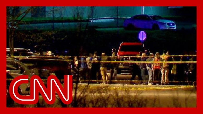 At least 8 dead in shooting at FedEx facility 1
