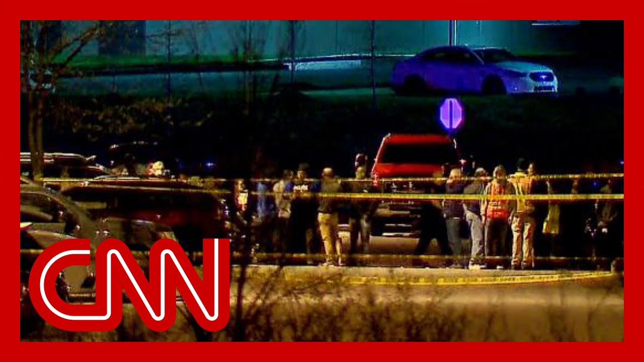 At least 8 dead in shooting at FedEx facility 5