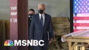 Biden Rolled Out Infrastructure Plan In Battleground PA | The Last Word | MSNBC 5