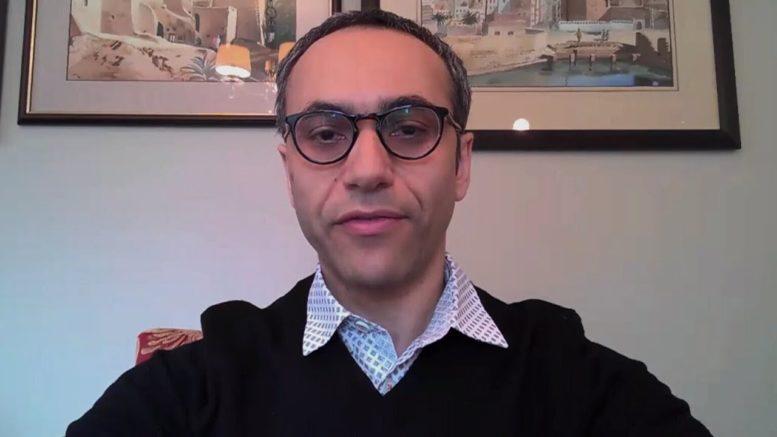 Sharkawy warns that vaccines are not a 'golden parachute' 1