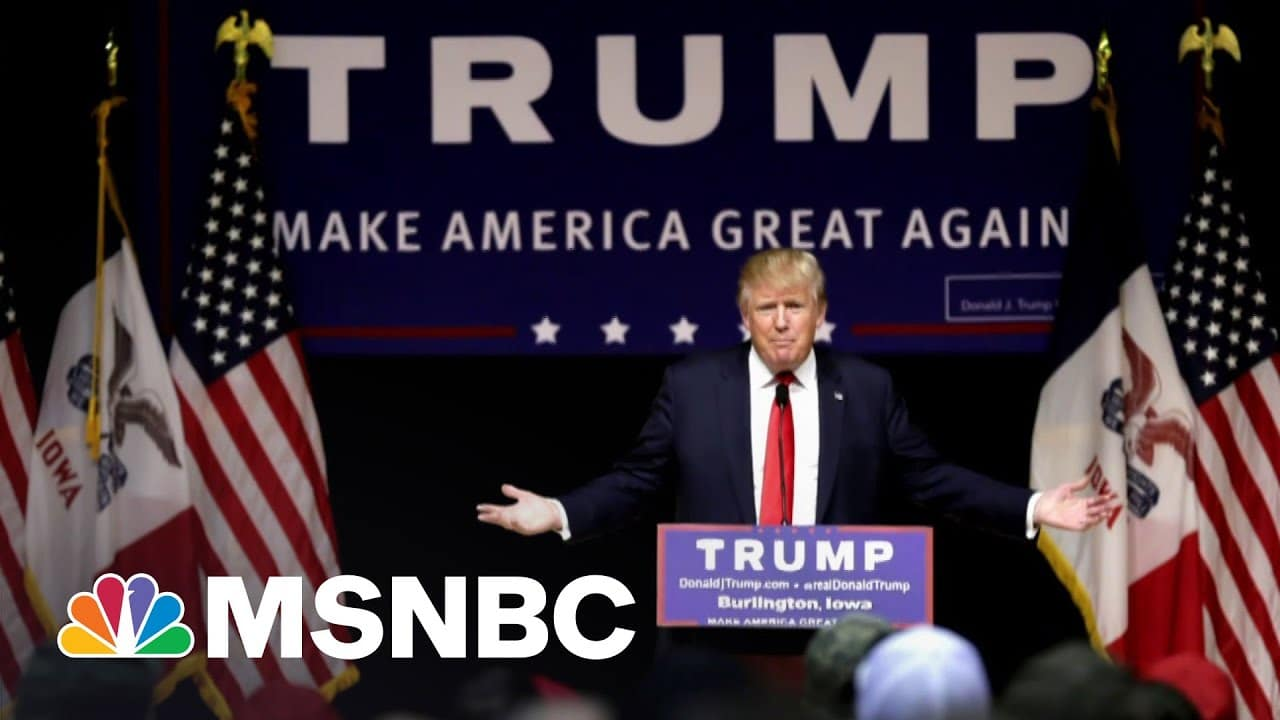 Trump Loses In Court: Judge Strikes Down Campaign NDA   The Last Word   MSNBC 2