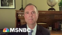 Schiff: First Time US Gov't Publicly Confirms Trump Campaign-Russia Channel | The Last Word | MSNBC 9