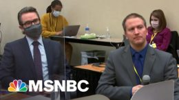 Chauvin Refuses To Testify At Trial | The 11th Hour | MSNBC 6