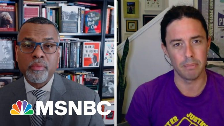 Protests Continue Over The Killing Of Daunte Wright | The 11th Hour | MSNBC 1