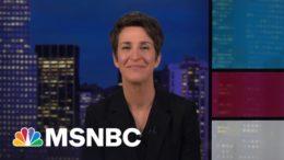 Bleep Slip Tweak Clips Script Read (Watermelon!) | Rachel Maddow | MSNBC 9