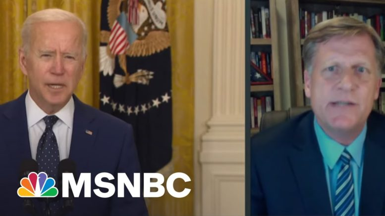 'Contain And Engage': Biden Opens New Chapter With Actual U.S. Russia Policy   Rachel Maddow   MSNBC 1