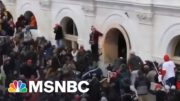 A Reflection On 100 Days Since The Capitol Riot | Way Too Early | MSNBC 5