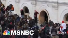 A Reflection On 100 Days Since The Capitol Riot | Way Too Early | MSNBC 3