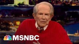 Pat Robertson Slams Policing In America | Morning Joe | MSNBC 8