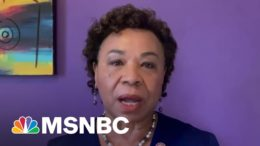 Rep. Lee: We Need Federal Protections As It Relates To Voting Rights | Morning Joe | MSNBC 5