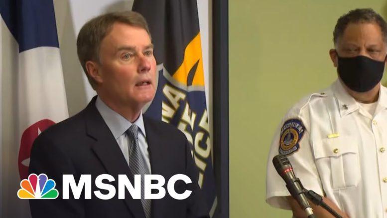 Indianapolis Mayor Condemns Fedex Facility Shooting | MSNBC 1