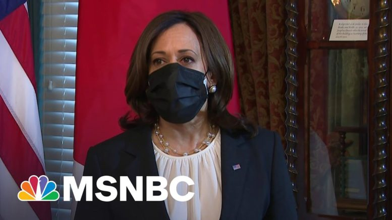 Harris Addresses Shooting In Indianapolis: 'This Violence Must End' | MSNBC 1