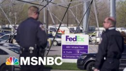 'Gap In Information' About Indianapolis Shooting Suspect | MTP Daily | MSNBC 3