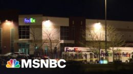 Police Identify Suspect In Deadly Shooting At Indianapolis Fedex Facility | Ayman Mohyeldin | MSNBC 9