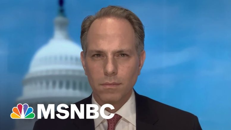 Jeremy Bash: Newly Announced Sanctions Are A 'Deterrence Against Russia' | Andrea Mitchell | MSNBC 1