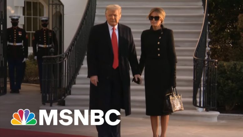 Trump's Legal Storm: Judge Warns Citizen Trump He Could Be In Trouble   The Beat With Ari Melber 1