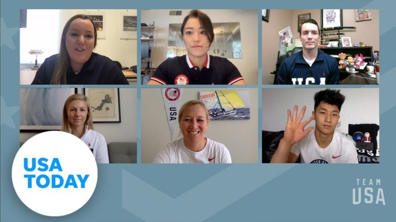 Asian American Olympians and Olympic hopefuls speak out against anti-Asian hate | USA TODAY 1