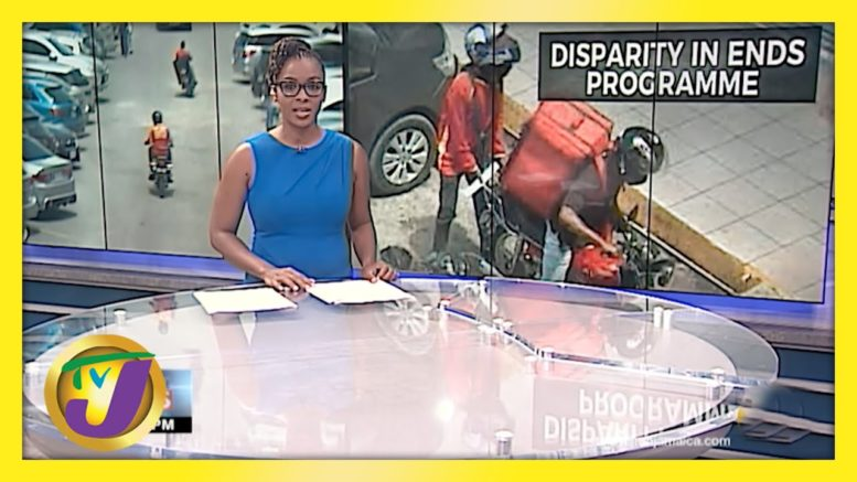 Disparity with ENDS Programme in Portmore, Jamaica | TVJ News - April 15 2021 1