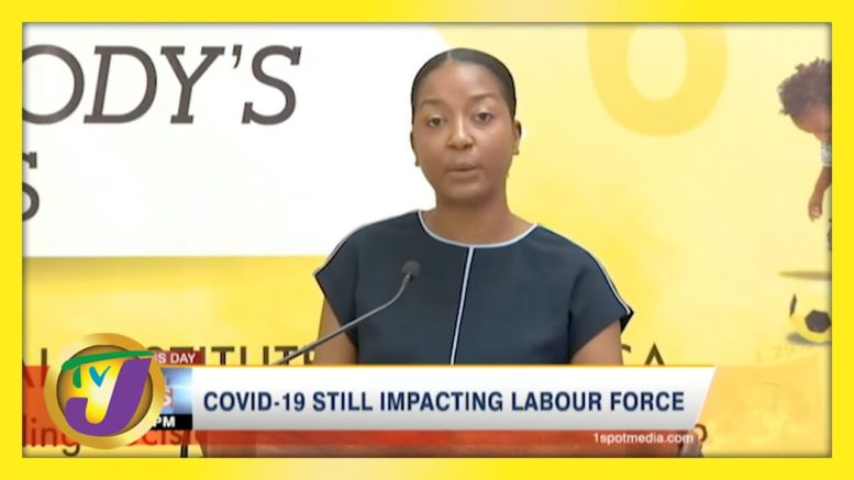 Covid-19 Still Impacting Jamaica's Labour Force | TVJ Business Day - April 15 2021 1