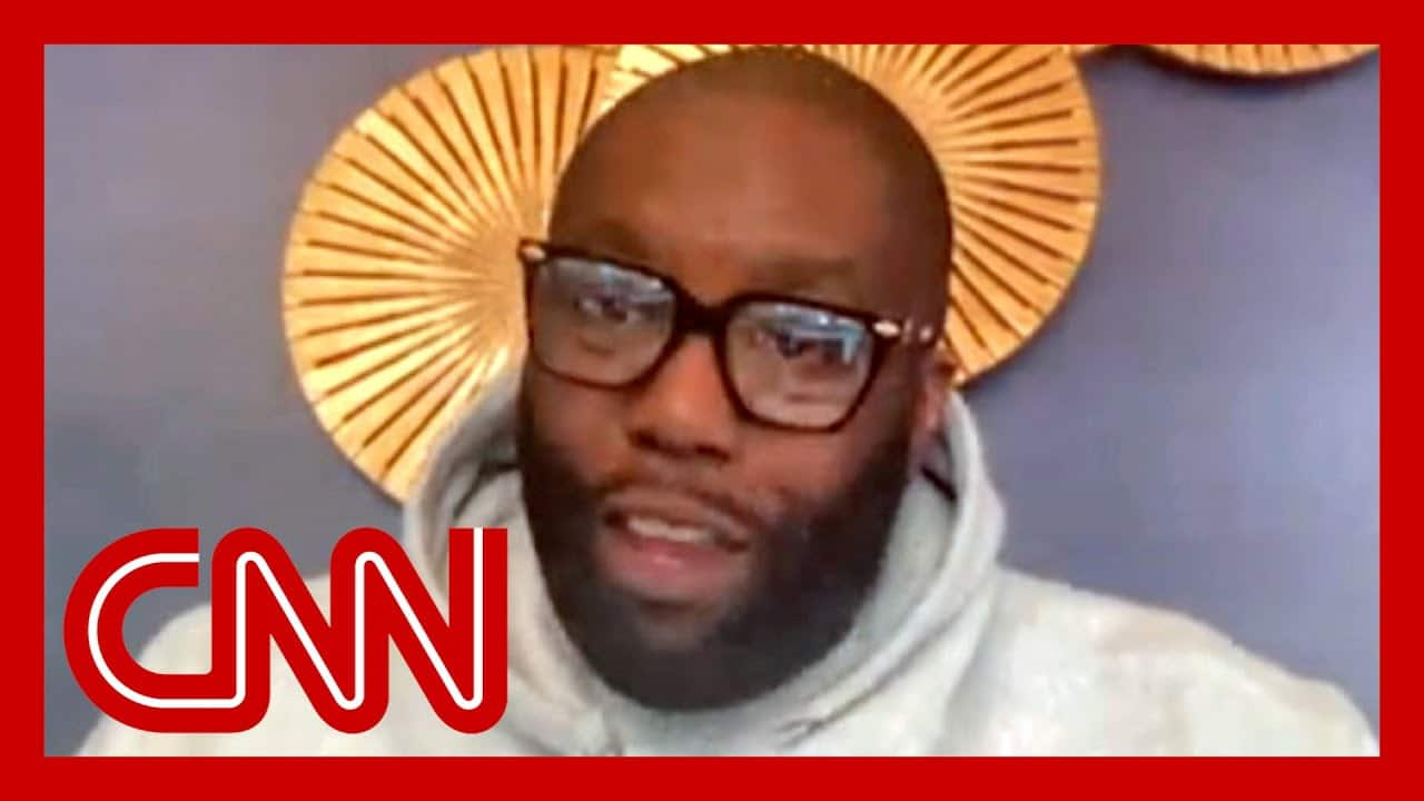 Rapper Killer Mike: Engage with people who don't look like you 3