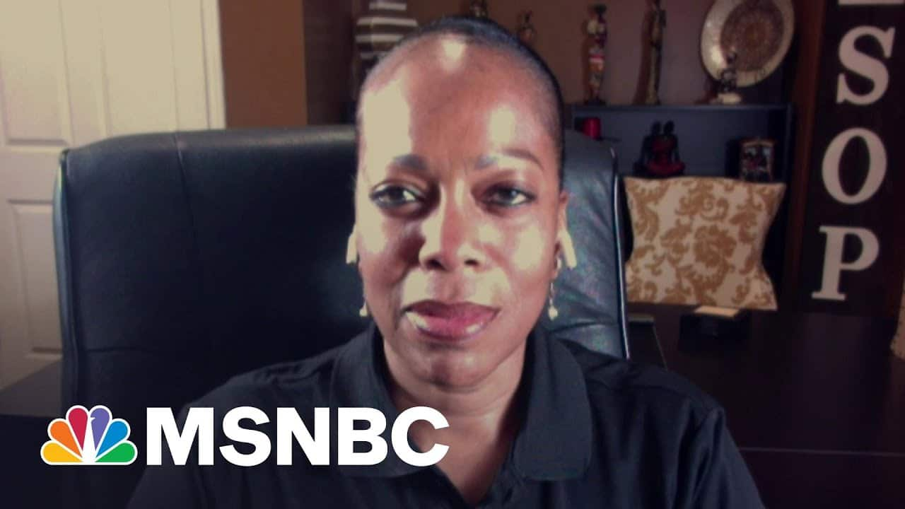 St. Louis Police Lt.: 'I'm In A Union That Holds Bad Cops Accountable'   The Last Word   MSNBC 2