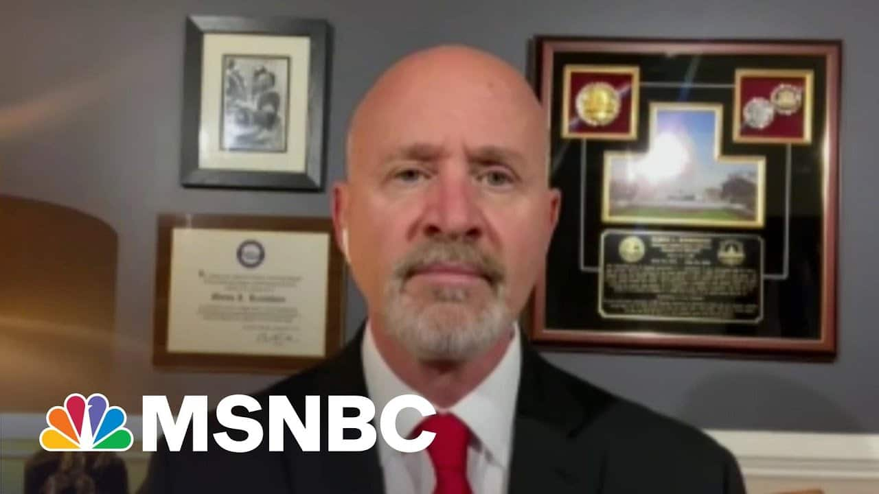 Kirschner: Oath Keeper Pleading Guilty 'Will Start The Dominos Falling' | The Last Word | MSNBC 9