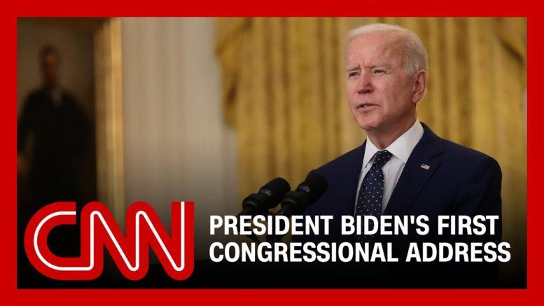 LIVESTREAM: President Biden addresses the nation in joint session of Congress 1
